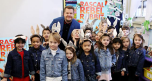 Peter Rabbit teams up with 'Take Your Child to the Library Day'